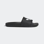Adidas Adilette Lite [FU8298] 男女鞋 拖鞋 涼鞋 柔軟 避震 簡約 運動 愛迪達 黑白