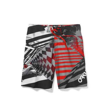 OAKLEY PROPELLER 21 STONE 海灘褲