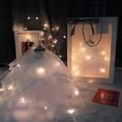 求婚禮物 七夕情人節禮物情侶送女友告白神器婚紗模型520紀念日甜蜜表白131【快速出貨國慶八折】