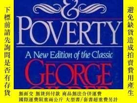 二手書博民逛書店Wealth罕見And Poverty (ics Series In Self-governance)Y364