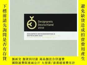 二手書博民逛書店German罕見Design Award 2010Y343753 German Design Council