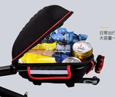 腳踏車袋 尾包山地車後馱包騎行裝備後貨架包單車配件車尾包後座包 卡菲婭