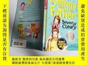 二手書博民逛書店remona罕見and her father 雷蒙娜和她的父親Y200392