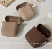 香草山上 韓國出口原單airpods耳機矽膠保護套ins同款 安妮塔小舖