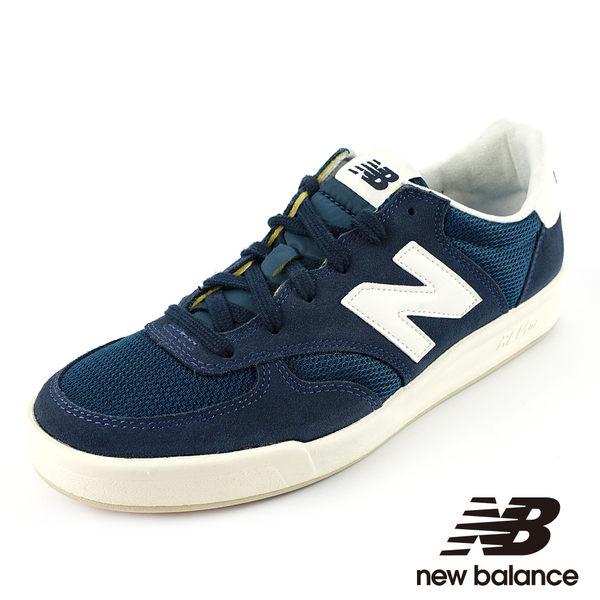 NEW BALANCE 300運動鞋 男女 CRT300CF 藍色