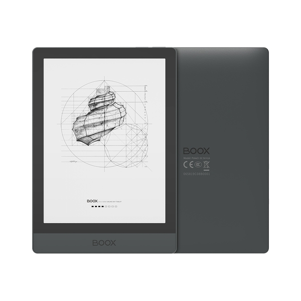 【ONYX文石 BOOX Poke 3】6.0吋電子書閱讀器(贈書套)