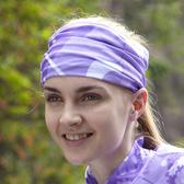 腳踏車魔術頭巾運動女戶外圍脖百變無縫騎行多功能發帶