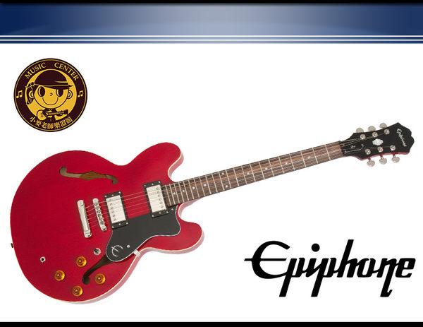 【小麥老師 樂器館】 Epiphone The DOT 紅色 RED ES-335 系列 爵士 電吉他