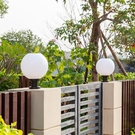 太陽能柱頭燈門柱燈