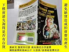 二手書博民逛書店the罕見summer camp from the black lagoon:黑瀉湖夏令營Y212829 不祥
