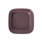 HOLA 闊彩長方碟11cm-霧紫