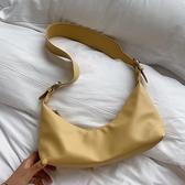 法國質感流行包包2020新款潮網紅時尚單肩腋下法棍包斜挎百搭ins 智慧3c