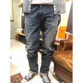 牛仔褲 男款 / 514™ 低腰直筒 / 赤耳/ MIJ 日製  / 彈性布料 - Levis