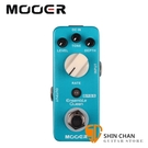 Mooer EQ 貝斯和聲效果器【Bass/Chorus/Ensemble Queen】