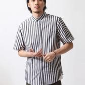 現貨短袖襯衫 休閒格紋襯衫 KANGOL 10色