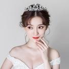 限定款新品(免運)婚紗皇冠頭飾仙美公主王冠大氣巴洛克配飾女新娘造型結婚飾品