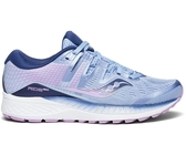 Saucony 索康尼 女緩衝慢跑鞋 RIDE ISO4系列 (藍紫) 寬楦 S10445-1 【胖媛的店】