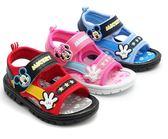 MIT 米奇小童嗶嗶運動涼鞋/叫叫鞋/寶寶涼鞋