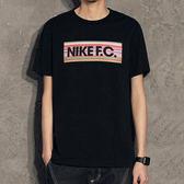 Nike T恤 F.C. FC Tee Crew 365 短袖 黑 世足 國旗 短T 男款 運動 休閒【PUMP306】 911403-010