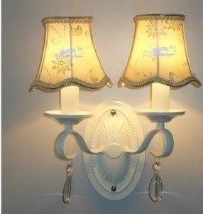 設計師美術精品館燈具燈飾客廳牆壁燈臥室床頭燈鏡前燈鐵藝雙頭新款