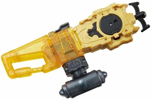 戰鬥陀螺 BURST#124 左旋強力發射改造組 左迴旋 超Z世代 TAKARA TOMY