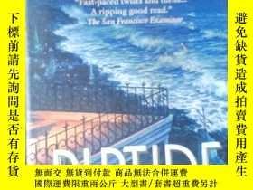 二手書博民逛書店Rip罕見Tide: An FBI Thriller【英文原版】
