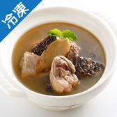 捷康大廚在家溫補麻油米血雞湯430【愛買冷凍】