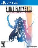 PS4 Final Fantasy XII The Zodiac Age 最終幻想 XII 黃道時代 (美版代購)