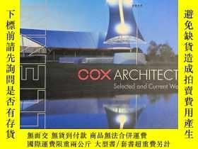 二手書博民逛書店COX罕見ARCHITECTSY6515 images Publishing images Publishin