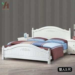 【伊本家居】貝莉 床架 雙人5尺單一規格