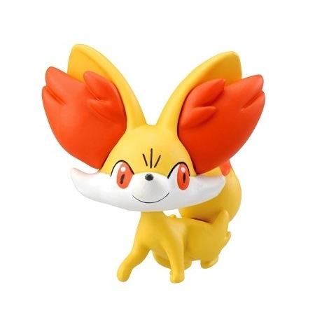 Pokemon精靈寶可夢 MS-08 火狐狸 神奇寶貝公仔 (TAKARA TOMY) PC96858