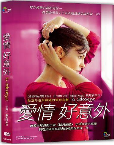 愛情好意外 DVD (音樂影片購)