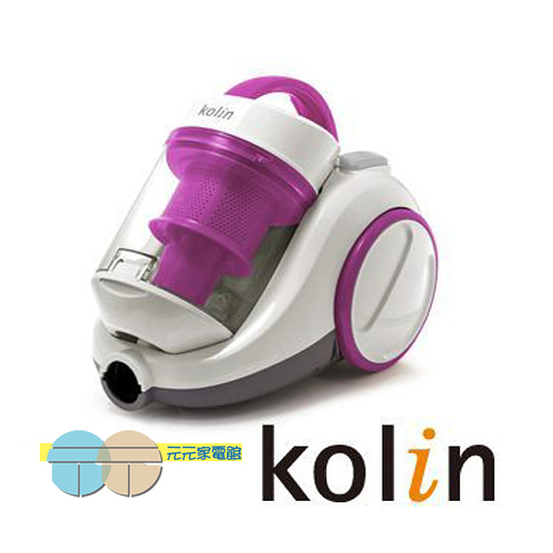 Kolin 歌林 吸力不衰減光觸媒吸塵器 TC-WD01