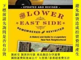 二手書博民逛書店The罕見Lower East Side Remembered