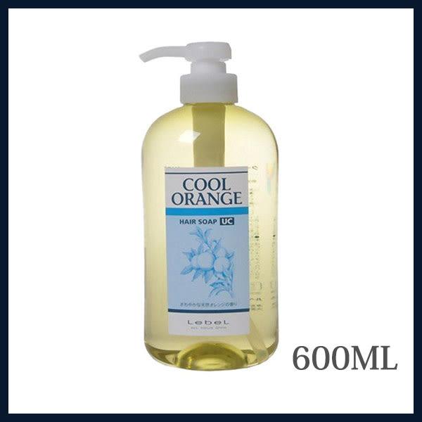 LEBEL 肯邦冷橘洗髮精 UC 酷涼型 600ML