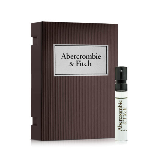 Abercrombie&Fitch 同名經典 男性淡香水 (針管小香 ) *10點半美妝館*