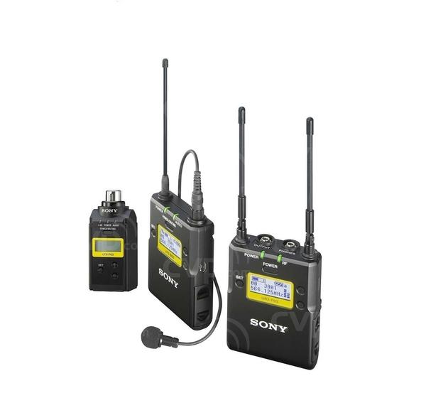 Sony UWP-D16 無線麥克風 K14 【公司貨】三件式 4G不干擾 多頻道