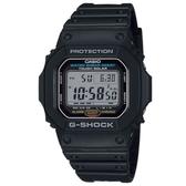 【CASIO】 G-SHOCK 經典太陽能電力暢銷運動錶-黑(G-5600E-1)