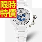 陶瓷錶-時尚迷人優雅女腕錶56v33【時尚巴黎】