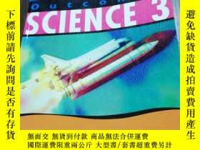 二手書博民逛書店HEINEMANN罕見OUTCOMES SCIENCE 3Y246305 見圖 見圖