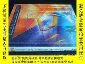 二手書博民逛書店introduction罕見to information sys