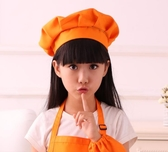 【3頂入】兒童廚師帽親子帽【奇趣小屋】
