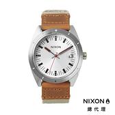 【官方旗艦店】NIXON ROVER 軍風 帆布錶帶 卡其拼接 潮人裝備 潮人態度 禮物首選