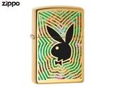 【寧寧精品】Zippo 原廠授權台中30年旗艦店終身保固防風打火機金色純銅Playboy80週年紀念款 4342-1