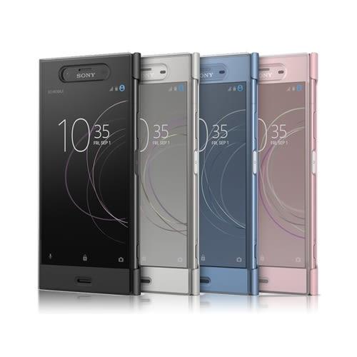 Sony Xperia XZ1 G8342 原廠保護套 原廠皮套 透視 SCTG50