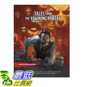 [106美國直購] 2017美國暢銷書 Tales From the Yawning Portal (Dungeons & Dragons)