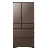 【HITACHI 日立 日本原裝】741公升變頻六門電冰箱 RX740HJ-XH 琉璃褐 比漾廣場