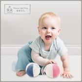 嬰兒手抓球寶寶觸感官爬行訓練布球類玩具滾滾球 歐韓流行館