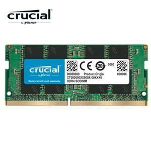 【綠蔭-免運】(新)Micron Crucial NB-DDR4 3200/ 8G 筆記型RAM(原生)
