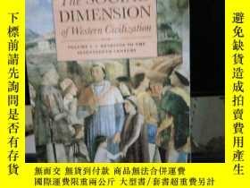 二手書博民逛書店The罕見Social Dimension Of Western